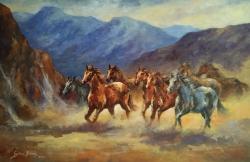 Eight hors