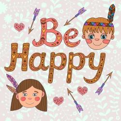 Be happy l
