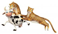 Leopard hu
