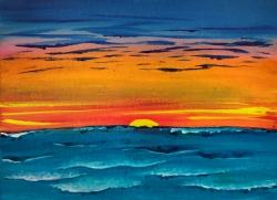 Sunset Lan