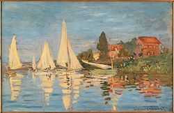 Regatta at