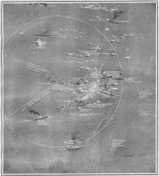 Ships near